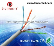 utp cat5e lan cable 4pr 24awg provided free samples