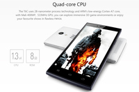 5.0 inch IPS Screen Android 5.1 MTK6580 Quad Core RAM 1GB ROM 8GB 5MP Camera Unlocked 3G Mobile Phone THL T6C