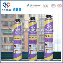 standard formulation pu foam, one part pu foam