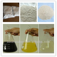 Chemical agents for decoloring oil activated bleaching earth