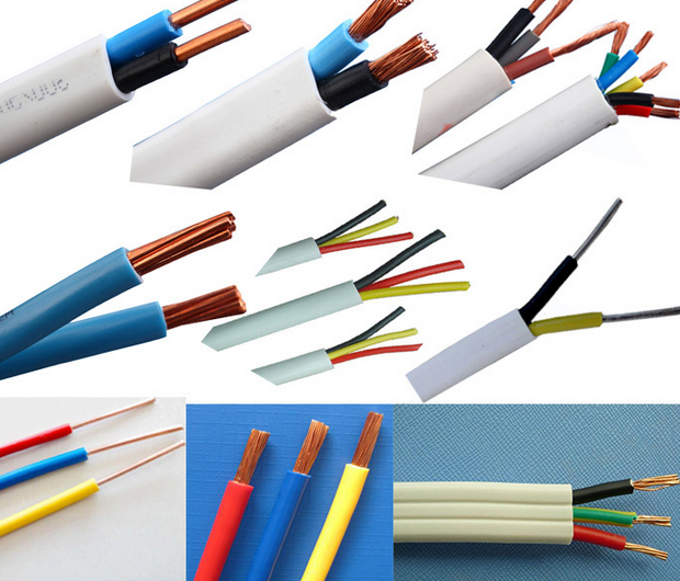 Types Of Wiring Cables : Core pvc insulated cable rvv electric view