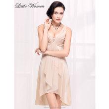 Ladies elegant night dress Deep V design pictures of sexy nightwear
