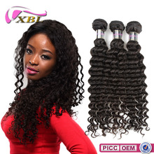 2015 XBL 7A grade Top Rated Hot Selling Chemical Free vergin hair