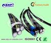 0.6/1KV ABC cable , quadruplex service drop , aluminum wire