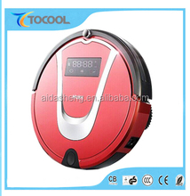 2015 best selling intelligent wet and dry sweeper robot