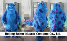 Sullivan mascot costume activity Sulley cartoon costume party