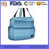 custom printed shoulder bag manufacture in China waterproof polyester shoulder bag