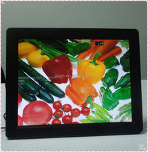 2015 new model lcd monitor with component input