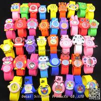 2015 Animal slap watch, watch children, promotional slap watch for kids
