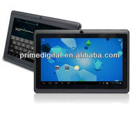 Cheapest Q88 Allwinner A13 Android 4.0 MID 7 Inch google android Tablet PC With 512MB/4GB