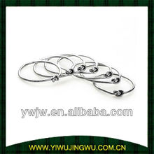 2014 fashion Knot Stack Ring Oxidised