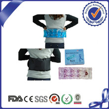 Thermal Back Lumbar Wrap with Hot Heat Cold Ice Gel Pack