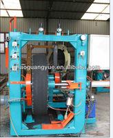 second-hand tyre retreading machine/rubber machine