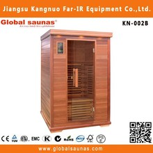 infrared seks sauna outdoor room for 2 person