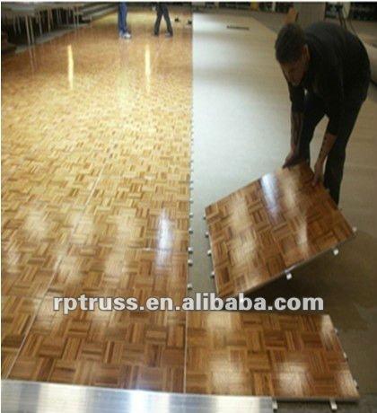 2012 최고의 판매 티크 나무 댄스 플로어-기타 바닥재 -상품 ID ...