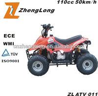 110CC MINI quad ATV