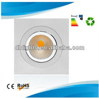 New Nefil high lumen high power recessed cob downlight led