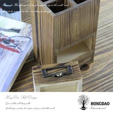 HONGDAO handcrafted custom wooden pen holder