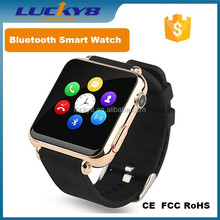 Waterproof Android Smart watch Bluetooth phone, Health monitor watch, Luxury Watch with Auto Focus Camera