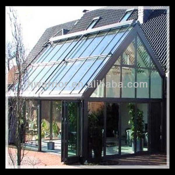 Herringbone Roof Glass Sun House Buy Sun House Product