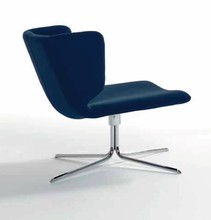 New design swivel modern leisure chair, leather relax chair