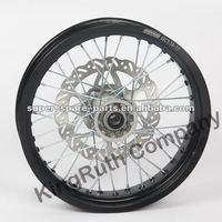 270 brake disc blue american racing motorcycle wheels