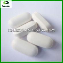 Suplementos dietéticos calcio + hierro + Zinc + selenio suplementos