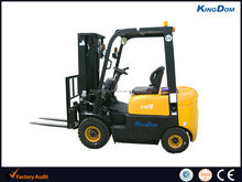1-4ton light diesel forklift truck, China popular forklift on sale