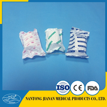 Quickly dry medical pop bandage, plaster of paris bandage manufacturer