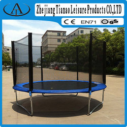 cheaper trampoline manufacturers wholesale 8ft outdoor playground equipment trampoline bed TA8-621-1(4)