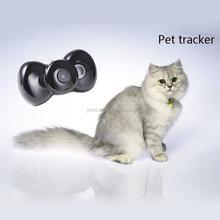 Cheap GSM/GPRS Dual Position Small Waterproof GPS Tracker Pet, Pet GPS Dog Cat Collar Tracker