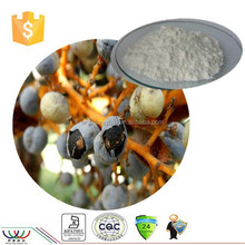 Natural saw palmetto extract with 45% Fatty acids , test by GC