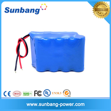 shenzhen professional manufacturer 18650 electric bike battery price 9600mah 11.1v 18650 battery
