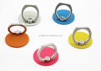 New Reusable 360 Degree Rotation Sticky Finger Ring Holder For Mobile Phone Ring Holder Smartphone Ring Stand