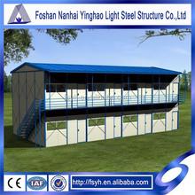 Prefabricatedeasy install economic temporary house office for sale
