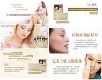 масло на бумаге 40 1 поверхности, поглощающей поверхности прозрачная пудра макияж масло / естественный выбор цвета