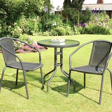 Top manufacturer high quality luxury mesh outdoor furniture