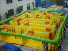 Exciting Inflatable Laser Tag Arena/ Inflatable Sports Arena/ Inflatable Games