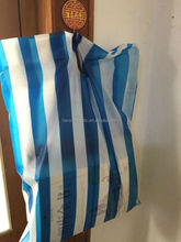 plastic handle bag for shopping
