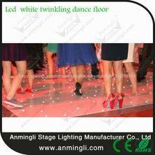 portátil con estilo led etapa esteras, iluminación pista de baile led
