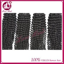 New Arrival 100% Pure Indian Hair Virgin Indian Human Hair Color 33 Curly Indian Hair
