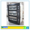 bakery deck oven, baking bread gas oven, industrial oven for bread