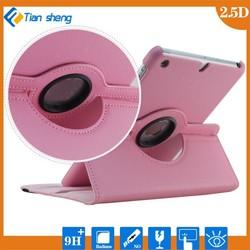 """For iPad Mini 360"""" Rotating Smart Case Cover,For Apple iPad MiNi 1/2/3 Leather Flip Cover 7.9"""""""
