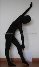 More than 100 different style of black zentai suit