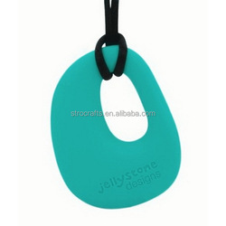 Popular new arrival baby silicone bead pendant loose