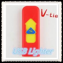 Environmental protection USB smart cigarette lighter