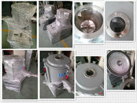 mini/laboratory vertical high speed mixer machine to mix