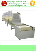 Drying fast with red chilli microwave sterilizing drying machine /industrial microwave oven/microwave dehydrator of CE