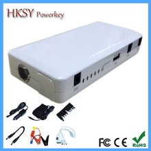 HKSY brand car jump starter good quality auto emergency start with RHOS/FCC/CE