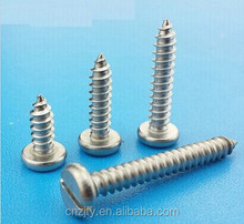 galvanized pan head self tapping screw from Shanghai